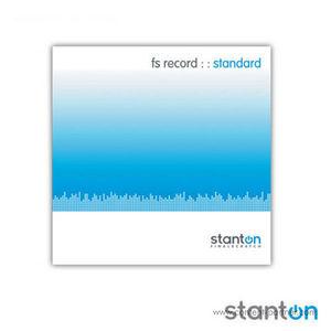 Stanton timecode vinyl - final scratch 180g