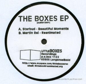 Starbud & Martin Rei - The Boxes EP