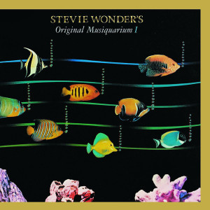 Stevie Wonder - Original Musiquarium I (2LP Reissue)