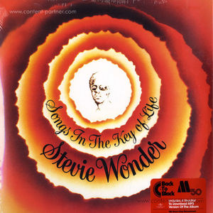Stevie Wonder - Songs In The Key Of Life (3LP Reissue)