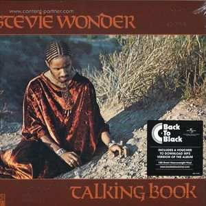 Stevie Wonder - Talking Book (LP)