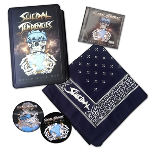 Suicidal Tendencies - World Gone Mad (Ltd. Box Set)