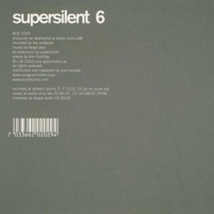 Supersilent - 6