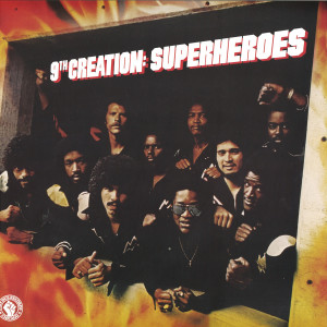 THE 9TH CREATION - SUPERHEROES