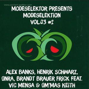 Modeselektor Proudly Presents - Modeselektion Vol. 3 Pt. 2