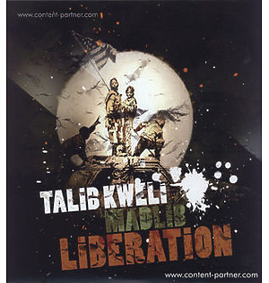Talib Kweli & Madlib - Liberation (Black Vinyl, Repress)