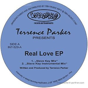 Terrence Parker - Real Love Ep