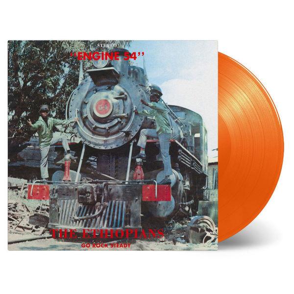 The Ethiopians - Engine 54 (Ltd. Orange Vinyl)