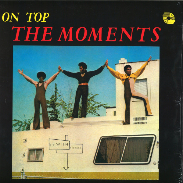 The Moments - On Top (Reissue)