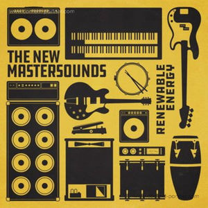 The New Mastersounds - Renewable Energy (LP)