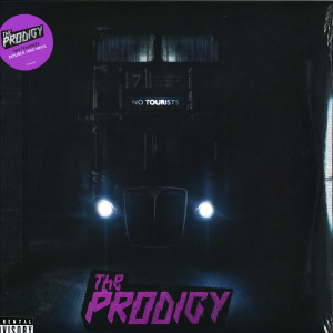 The Prodigy - No Tourists (Ltd. Clear Violet 2LP)