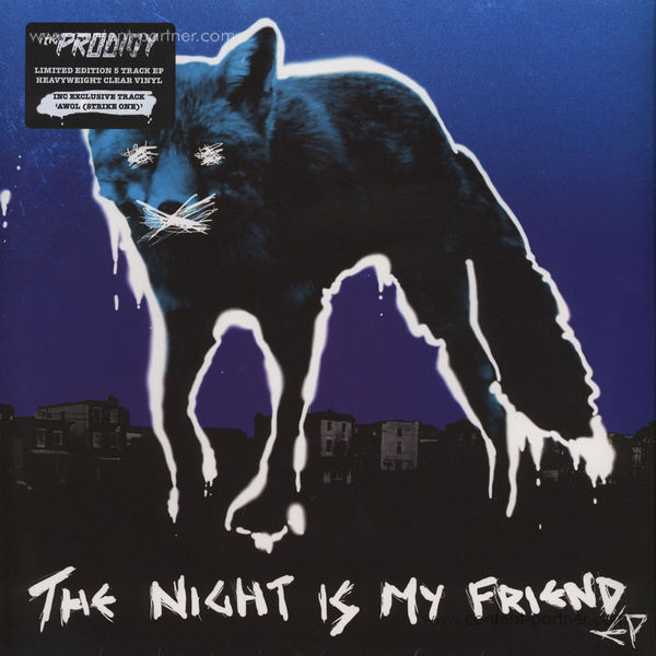 The Prodigy - The Night Is My Friend (Vinyl)