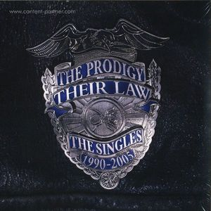 The Prodigy - Their Law: The Singles 1990-2005 (2lP)