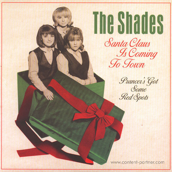 The Shades - Santa Claus Is Coming To Town / Prancer'