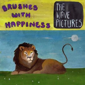 The Wave Pictures - Brushes With Happiness (LP)