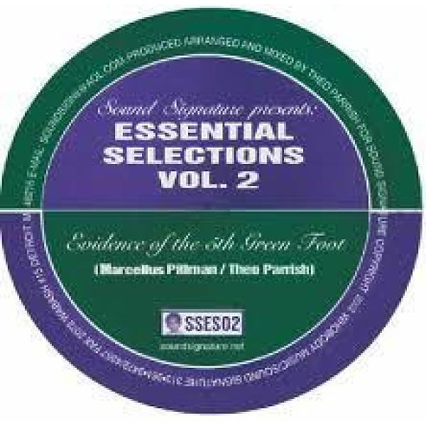 Theo PARRISH / MARCELLUS PITTMAN - Essential Selections Volume 2