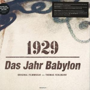 Thomas Fehlmann - 1929 - Das Jahr Babylon