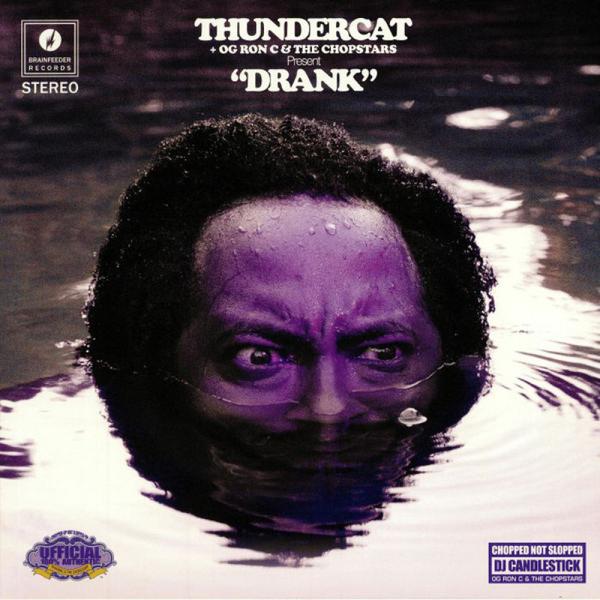 Thundercat, OG Ron C & The Chopstars - Drank (Purple Coloured 2LP+MP3)