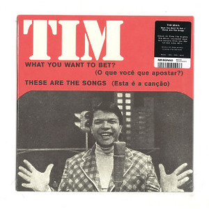 Tim Maia - What You Want To Bet / These Are The Songs