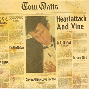 Tom Waits - Heartattack And Wine (Remastered) [Clear Vinyl]