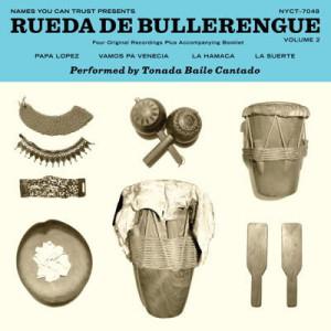 Tonada Baile Cantado - Rueda de Bullerengue Vol. 2