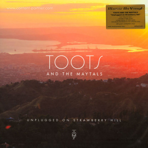 Toots & The Maytals - Unplugged On Strawberry Hill (Ltd. Orange Vinyl)