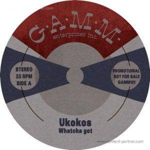 Ukokos - Whatcha Got / Saison