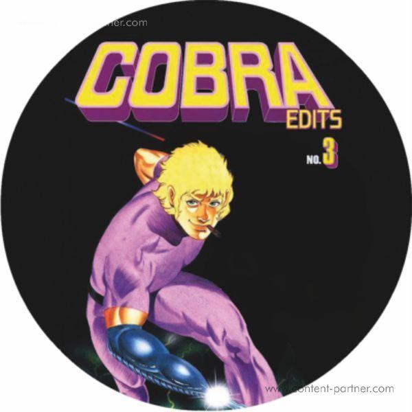 Unknown Artist - Cobra Edits Vol. 3