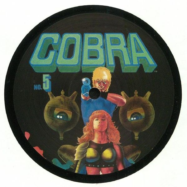 Unknown Artist - Cobra Edits Vol. 5