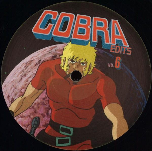 Unknown Artist - Cobra Edits Vol. 6