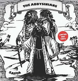 The Abyssinians - Satta (Ltd. Edition Red Vinyl)