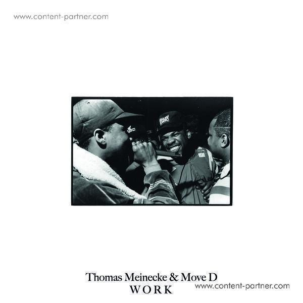 Thomas Meinecke & Move D - Work