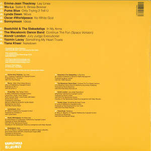 Various Artists (Compiled by Gilles Peterson) - Brownswood Bubblers Thirteen (Back)