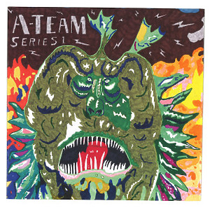 Various Artists - A-Team Series 1 [full colour sleeve / 300copies lt