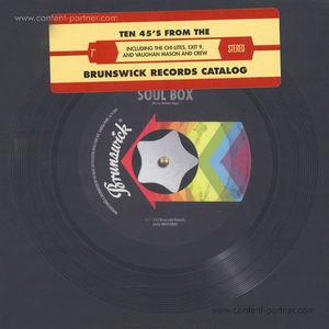 Various Artists - Brunswick Soul Box