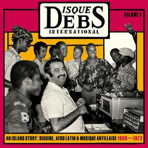 Various Artists - Disques Debs International (1960-1972) (2LP)