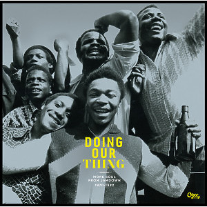 Various Artists - Doing Our Thing - More Soul From Jamdown (2LP)
