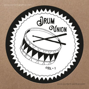 Various Artists - Drum Union Vol. 1