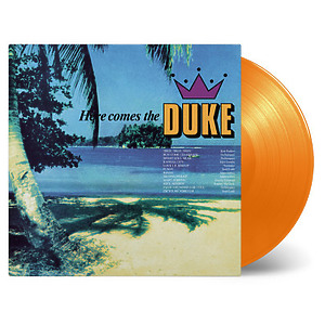 Various Artists - Here Comes The Duke (Ltd. Orange Vinyl)