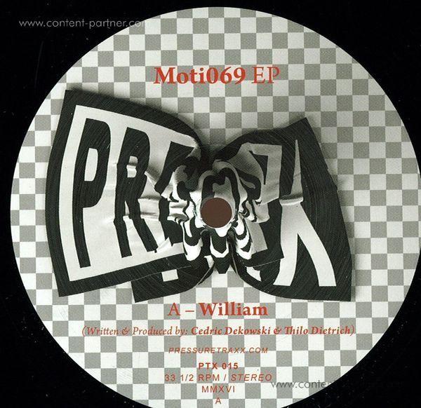 Various Artists - Moti069 EP