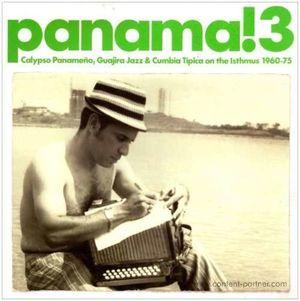 Various Artists - Panama!3 (2LP repress)