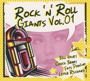 Various Artists - Rock n Roll Giants Vol. 1