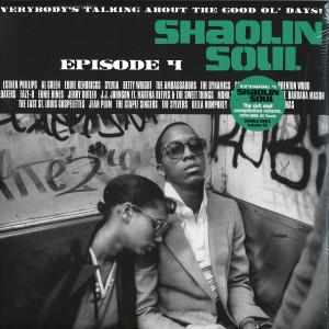 Various Artists - Shaolin Soul Episode 4 (2LP, Gatefold + CD)
