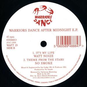 Various Artists - Warriors Dance After Midnight EP