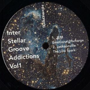 Various (Dan Curtin, GOIZ...) - Interstellar Groove Addictions Vol. 1