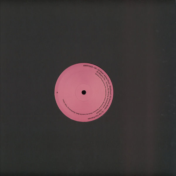 Various - AWRY003 (Back)