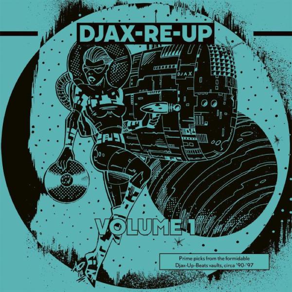 Various - DJAX-RE-UP VOLUME 1 (DJAX-UP-BEATS)