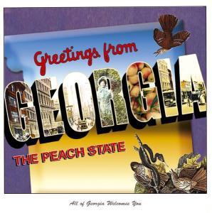 Various - Greetings From Georgia
