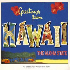 Various - Greetings From Hawaii