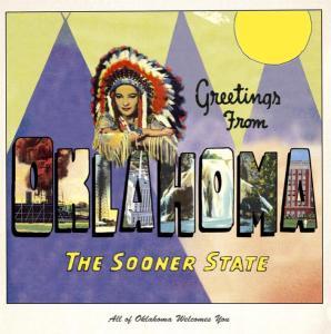 Various - Greetings From Oklahoma